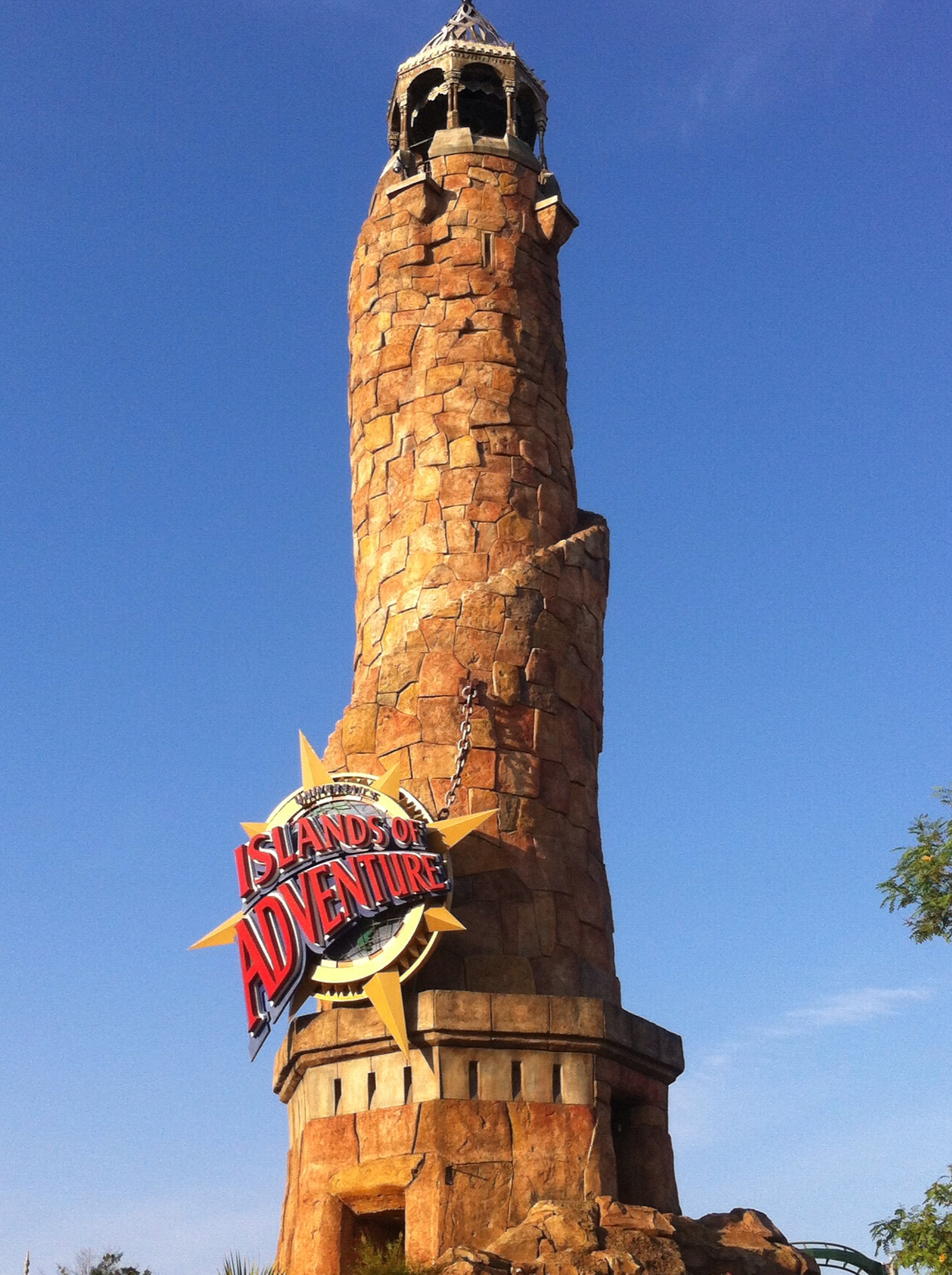 Islands Of Adventure Attractions Guide